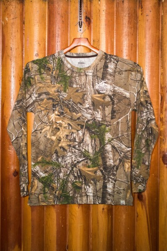 Long Sleeve Camouflage Tee
